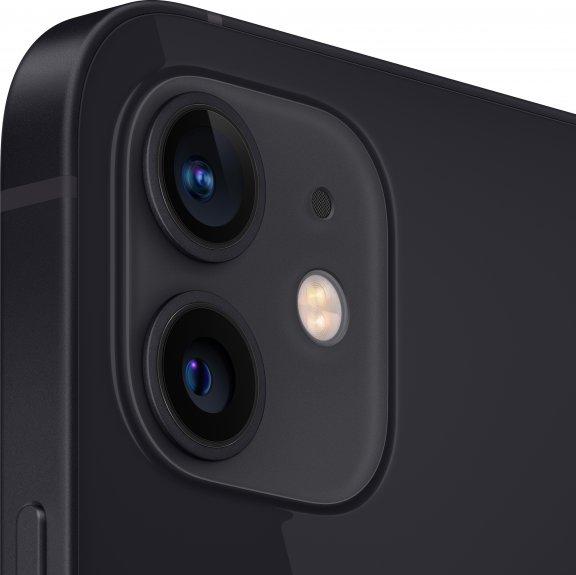 Apple iPhone 12 128 Gt -puhelin, musta, MGJA3, kuva 4