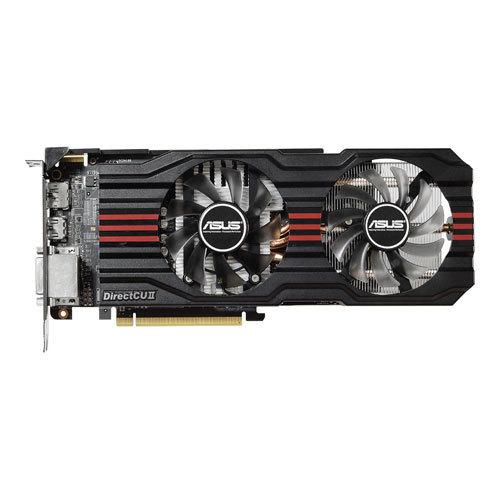 Asus HD7850-DC2-2GD5-V2 Radeon HD7850 2GB GDDR5 -näytönohjain PCI-e-väylään, kuva 3