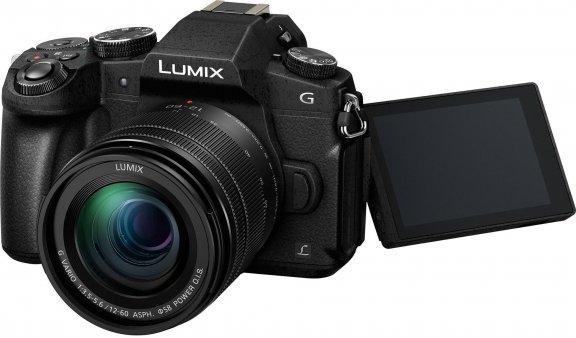 Panasonic G80 -järjestelmäkamera 12-60 mm:n objektiivilla, kuva 3