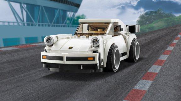 LEGO Speed Champions 75895 - 1974 Porsche 911 Turbo 3.0, kuva 7