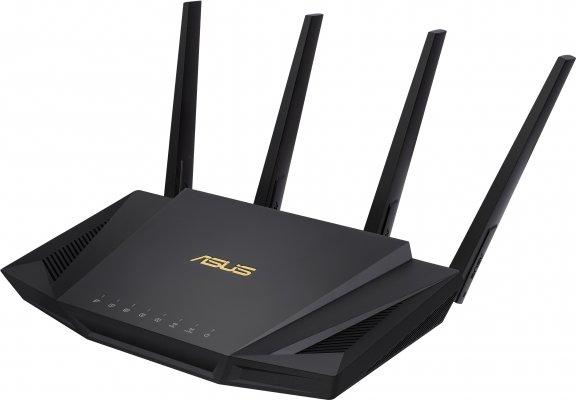 Asus RT-AX58U Dual-band -WiFi6-reititin, kuva 2