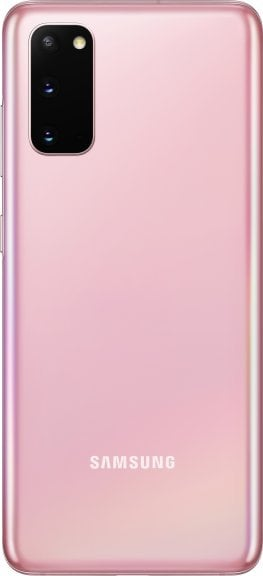 Samsung Galaxy S20 5G -Android-puhelin, Cloud Pink, kuva 4