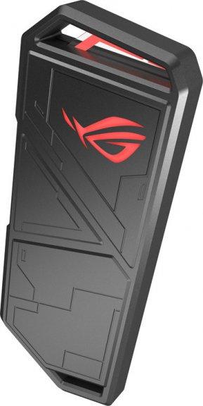 Asus ROG STRIX ARION ulkoinen kiintolevykotelo, M.2 USB-C 3.2 Gen2, PCIe NVMe, kuva 8