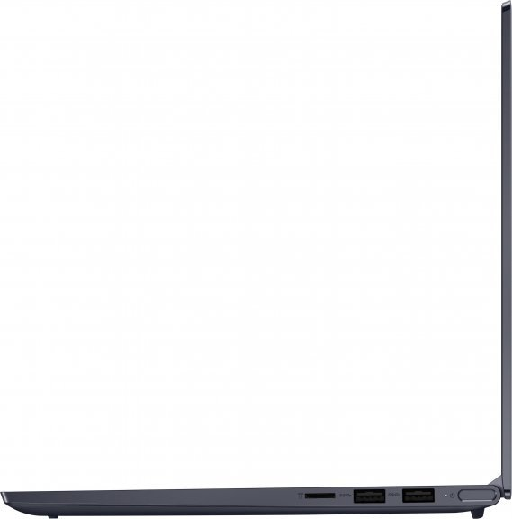 "Lenovo Yoga Slim 7 14"" -kannettava, Win 10 Home, harmaa, kuva 11"