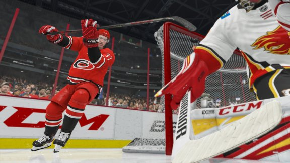 NHL 21 -peli, PS4, kuva 6