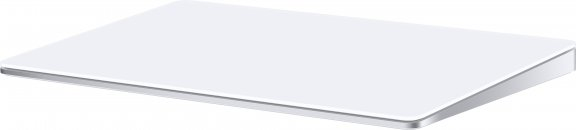Apple Magic Trackpad 2 langaton Multi-Touch-ohjauslevy, hopea, MJ2R2