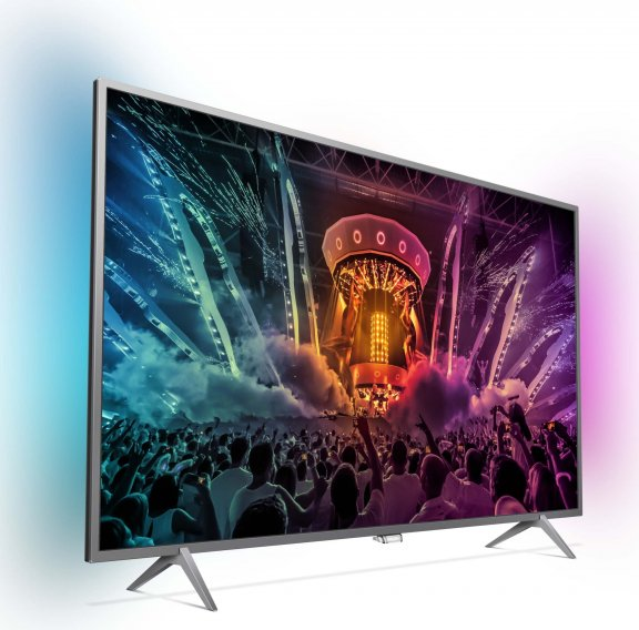 "Philips 55PUT6401 55"" Smart Android 4K Ultra HD LED -televisio, kuva 2"