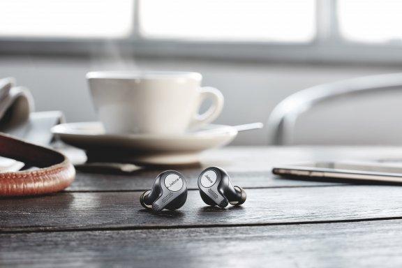 Jabra Elite 65t -Bluetooth-kuulokkeet, musta, kuva 6
