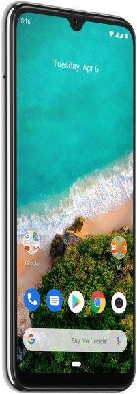 Xiaomi Mi A3 -Android-puhelin Dual-SIM, 64 Gt, valkoinen, kuva 2