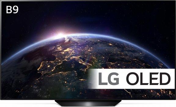 """LG OLED65B9S 65"""" Smart 4K Ultra HD OLED -televisio"""