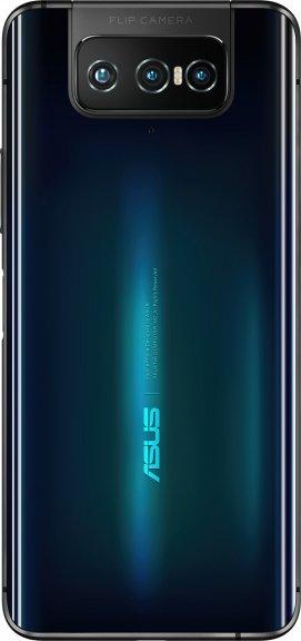 Asus ZenFone 7 -Android-puhelin 128 Gt Dual-SIM, musta, kuva 4