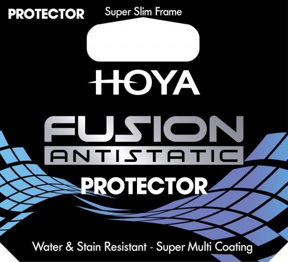 Hoya 77 mm Fusion/EVO Antistatic PROTECTOR -suojasuodin