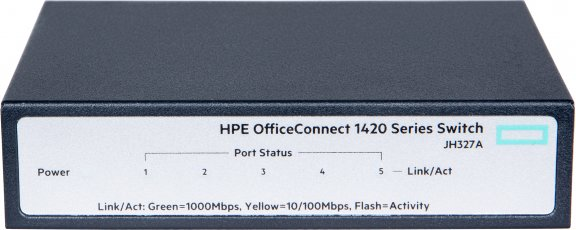 HPE OfficeConnect 1420-5G Switch -5-porttinen kytkin