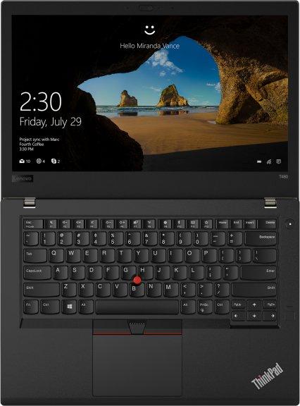 """Lenovo ThinkPad T480 14"""" -kannettava, Win 10 Pro, kuva 13"""