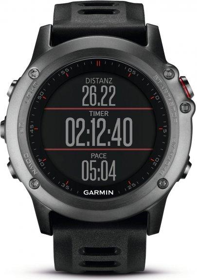Garmin fenix 3 GPS urheilu- älykello, Harmaa, kuva 2