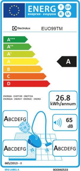 Electrolux UltraOne EUO99TM -pölynimuri, kuva 3