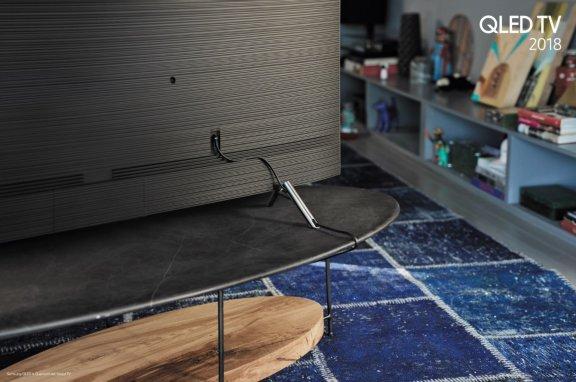 "Samsung QE55Q6FN 55"" Smart 4K Ultra HD LED -televisio, kuva 8"