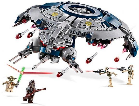 LEGO Star Wars 75233 - Droiditykkialus™, kuva 4