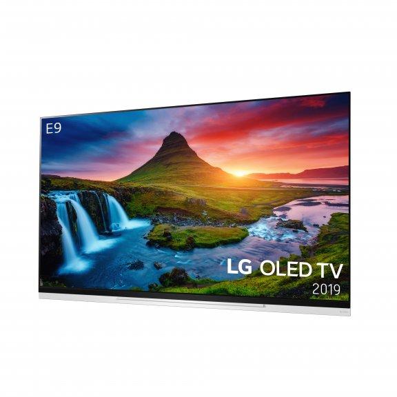 "LG OLED65E9 65"" Smart 4K Ultra HD OLED -televisio, kuva 3"