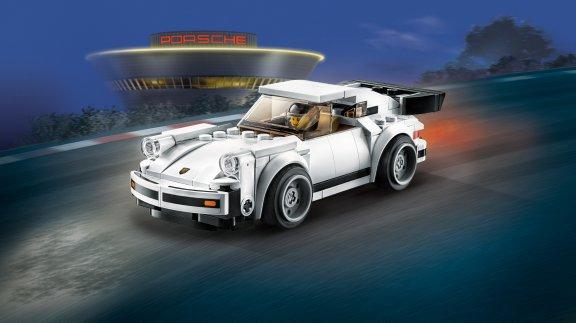 LEGO Speed Champions 75895 - 1974 Porsche 911 Turbo 3.0, kuva 4