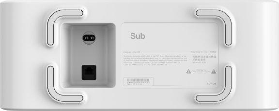 Sonos Sub -subwoofer, kiiltävä valkoinen, kuva 7