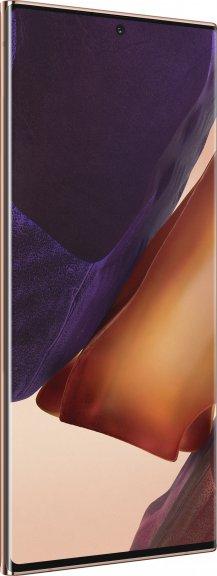 Samsung Galaxy Note 20 Ultra 5G -Android-puhelin Dual-SIM, 512 Gt, Mystic Bronze, kuva 3