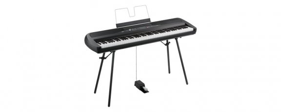 korg sp 280 s hk piano musta digitaalipianot kosketinsoittimet musiikki. Black Bedroom Furniture Sets. Home Design Ideas