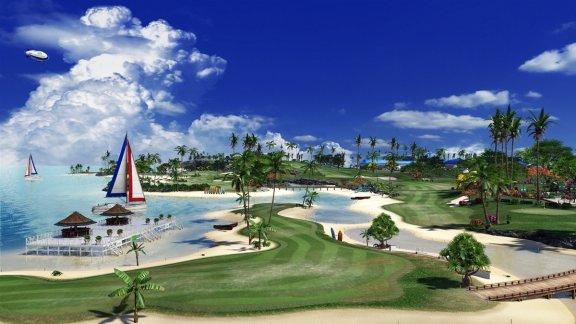 Everybody's Golf -peli, PS4, kuva 2