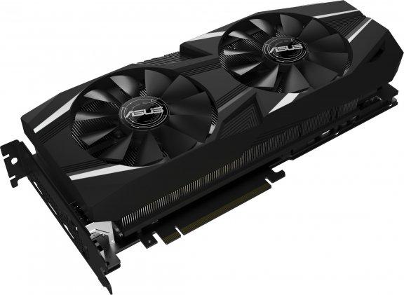 Asus DUAL-RTX2080TI-O11G GeForce RTX 2080 Ti 11264 Mt -näytönohjain PCI-e-väylään, kuva 3