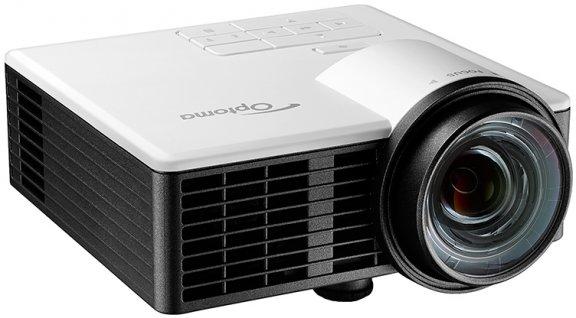 Optoma ML1050ST+ Ultra Mobile LED -kompakti projektori, kuva 3