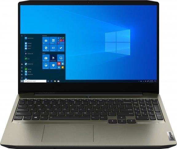 """Lenovo IdeaPad Creator 5 - 15,6"""" -kannettava, Win 10 Pro 64-bit, tummanvihreä"""