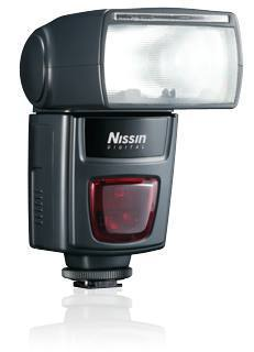 Nissin Di622 Mark II salamalaite, Nikon