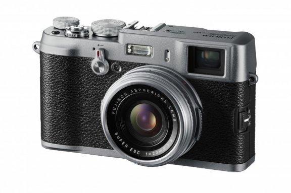 Fujifilm FinePix X100 -digikamera