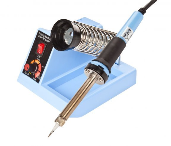 Wattnik ZD-99 juotosasema analogisella tehonsäädöllä