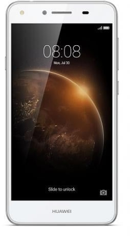Huawei Y6 II Compact -Android-puhelin, valkoinen