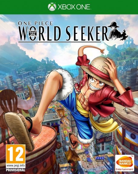 One Piece World Seeker -peli, Xbox One