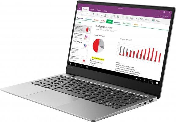 """Lenovo Ideapad S530 13,3"""" -kannettava, Win 10 64-bit, harmaa, kuva 4"""