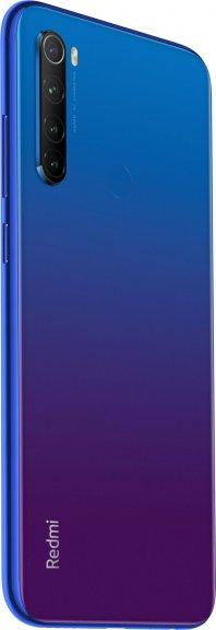 Xiaomi Redmi Note 8T -Android-puhelin Dual-SIM, 64 Gt, sininen, kuva 5