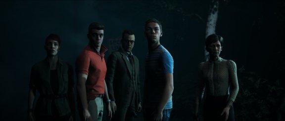 The Dark Pictures Anthology - Little Hope -peli, Xbox One, kuva 3