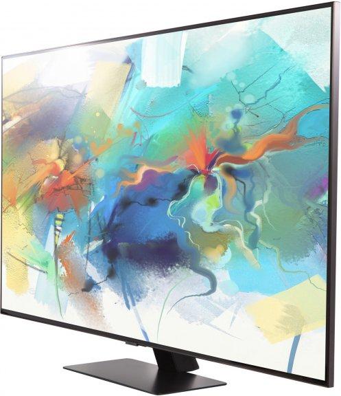 """Samsung QE55Q80TAT 55"""" 4K Ultra HD LED-televisio, kuva 2"""