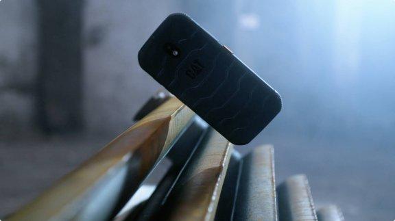 Cat S42 H+ -Android-puhelin Dual-SIM, 32 Gt, musta, kuva 9