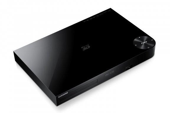 Samsung BD-F8500N 3D Blu-ray soitin ja 500 GB yhdistelmäboksi, kuva 3