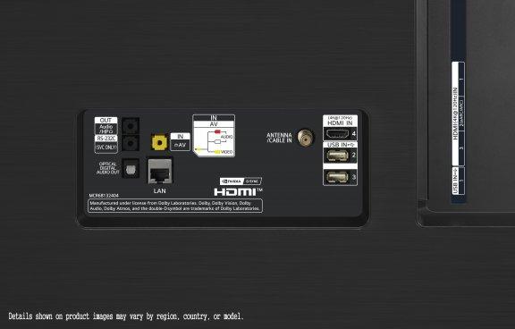 "LG OLED77CX 77"" 4K Ultra HD OLED -televisio, kuva 13"
