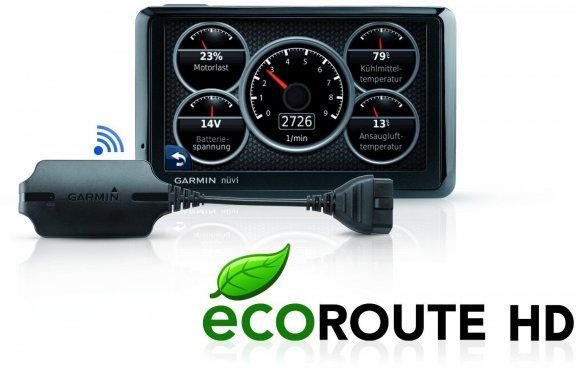 Garmin ecoRoute HD -anturi