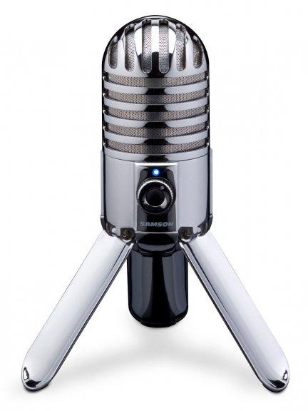Samson Meteor Mic - mikrofoni USB-väylään