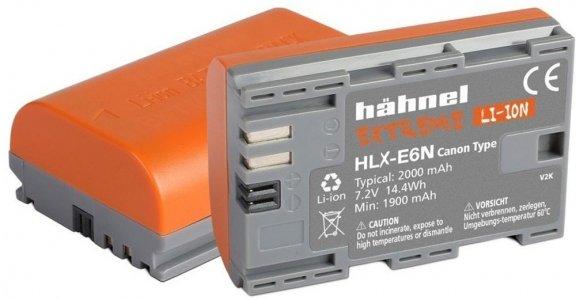 Hähnel Extreme HLX-E6N li-ion akku