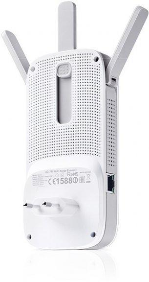 TP-LINK RE450 Dual-band -WiFi-toistin, kuva 4