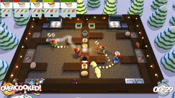Overcooked: All You Can Eat -peli, PS5, kuva 2