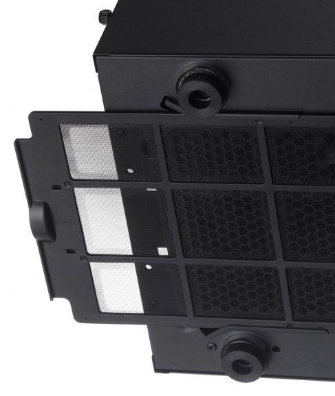 Fractal Design Define R4 Black Pearl - ATX-kotelo ilman virtalähdettä, väri musta, kuva 9