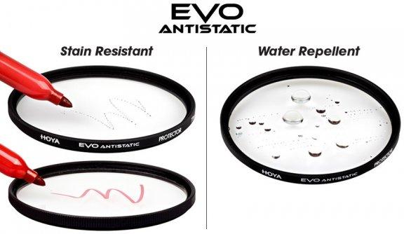 Hoya 77 mm Fusion/EVO Antistatic PROTECTOR -suojasuodin, kuva 3